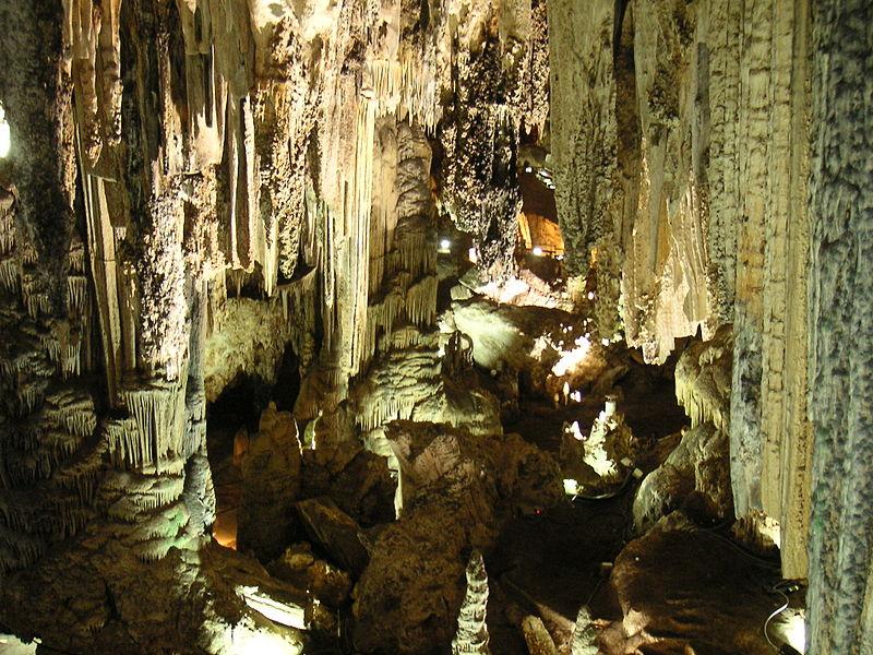 Cueva de Nerja - Nerjas grottor