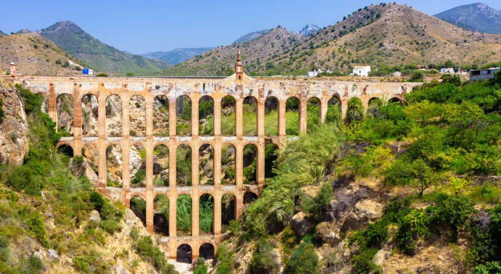 Acueducto del Águila, the Eagle Aqueduct - Örnakvedukten