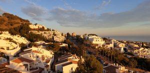 Utsikt över vårt underbara San Juan de Capistrano